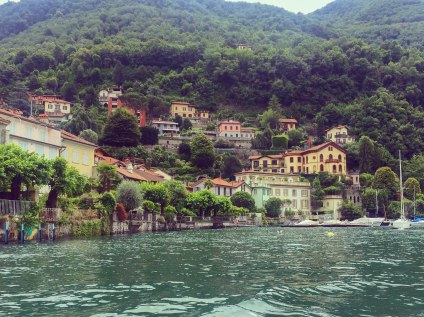 Milan Italy city break travel metropolitan fashion shopping designer Lake Como