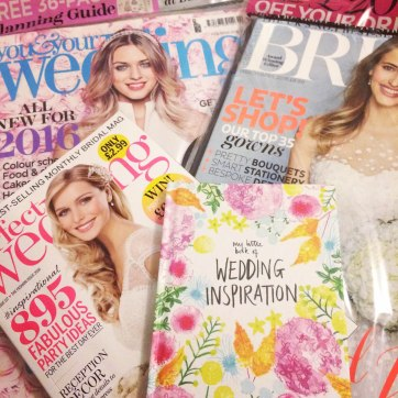 Wedding Magazines Bridal Organisation Wedding Planning