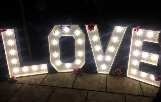 Lights Wedding Accessories