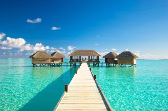 Maldives Indian Ocean Blue