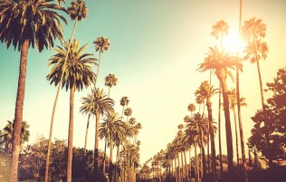 L.A Los Angeles California USA