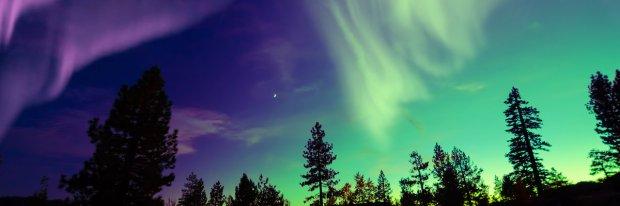 Aurora Borealis Nature