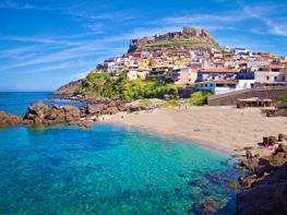 Sardinia Italy Beach