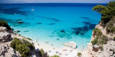 Sardinia Italy Summer Ocean Blue