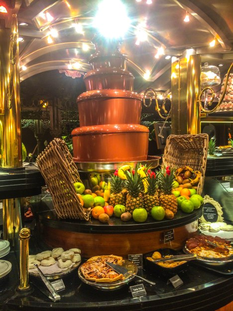 Chocolate Foundation Les Grands Buffets Narbonne France Restaurant