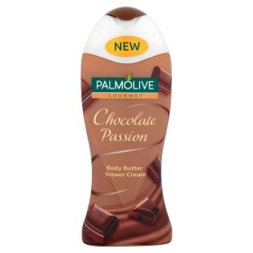 Palmolive Chocolate Shower Bath Body Scent