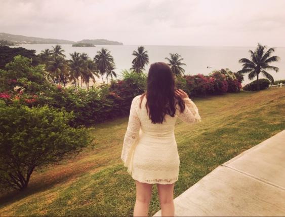 Caribbean St Lucia Travel Ocean View Honeymoon Diary