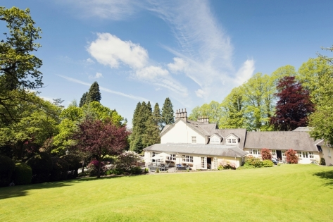 Briery Wood Country House Hotel Accommodation Lake Windermere Lake District
