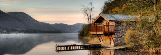 Boathouse Stay Accommodation Ullswater Lake Lake District