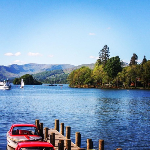 Boat Hire Activities on Lake Windermere Lake District