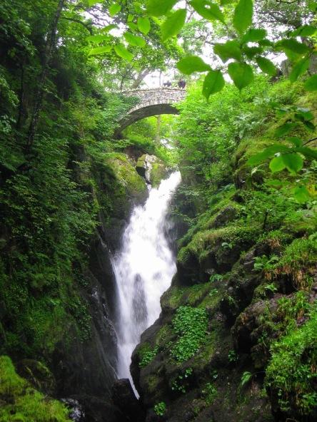Aira Force Waterfall Nature Trail Lake District