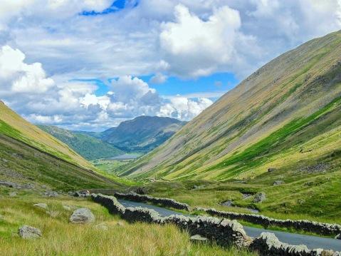 Kirkstone Pass Travel View Lake District