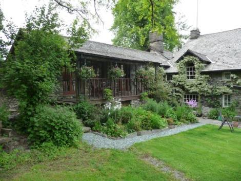 Walker Ground Manor B&B Hotel Accommodation Hawkshead Lake District