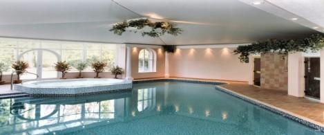 Grange Hotel Spa Swim Pool Travel Accommodation Lake District