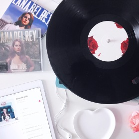 Lana Del Rey Lust for Life Born to Die Paradise Vinyl Music Album Review