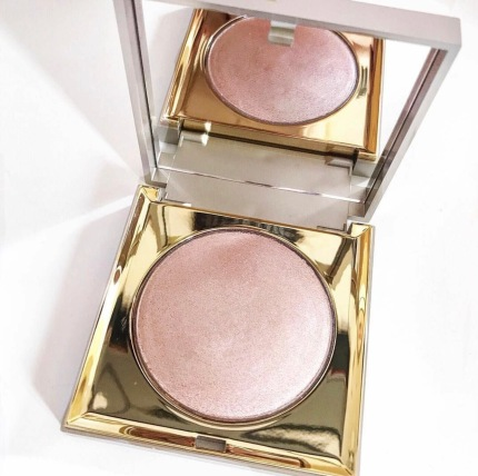 Stila Heaven's Hue Highlighter Kitten Rose Gold High end makeup cruelty free ethical cosmetics