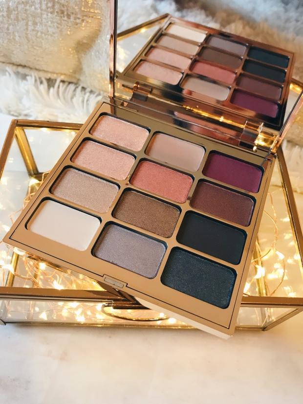 Stila eyeshadow palette spirit makeup beauty eyes are the window luxury